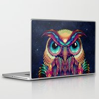 owl Laptop & iPad Skins featuring OWL 2 by Ali GULEC