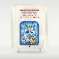 It's Time For An Adventure! Shower Curtain