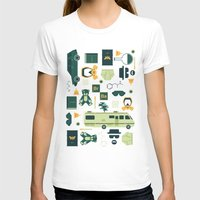 breaking bad T-shirts featuring Breaking Bad by Tracie Andrews