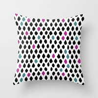 Diamond 2 Throw Pillow