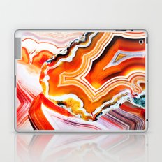 The Vivid Imagination of Nature, Layers of Agate Laptop & iPad Skin