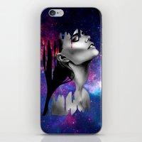 Paint Rain iPhone & iPod Skin