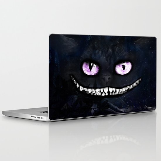 CHESHIRE Laptop & iPad Skin