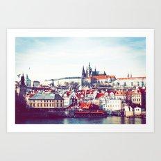 Prague 03 Art Print