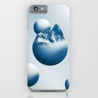 Ice Mountain Planet iPhone 6 Slim Case