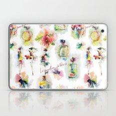 Aromas of Paris Laptop & iPad Skin