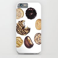 iPhone & iPod Case featuring Girl Scout Cookies by heatherinasuitcase