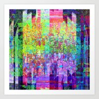 Equations involving a consequence of sequences. 10 Art Print