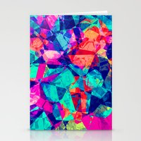 Crazy Colors - For Iphon… Stationery Cards
