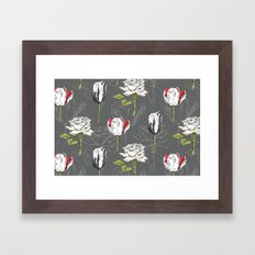 Modern Botanical Framed Art Print