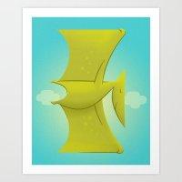 Pter Art Print