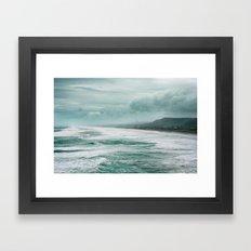 Muriwaii II Framed Art Print