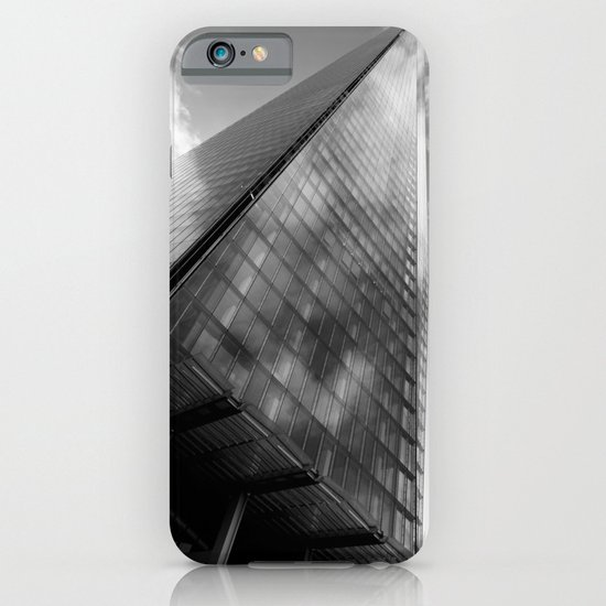 The Leaning Shard Of London  iPhone & iPod Case