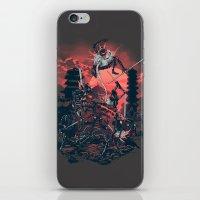 The Showdown iPhone & iPod Skin