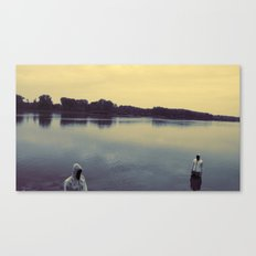no identity series Canvas Print