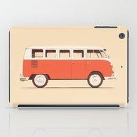 Red Van iPad Case