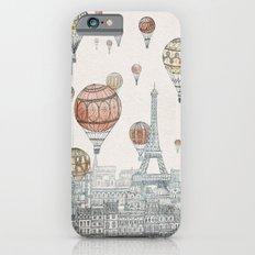 Voyages Over Paris Slim Case iPhone 6s