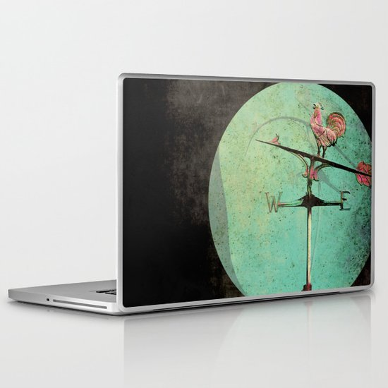 The Tale of a Weathervane Laptop & iPad Skin