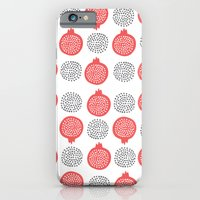 iPhone & iPod Case featuring Pomegranate by curious creatures