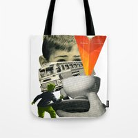 Start The Journey Tote Bag