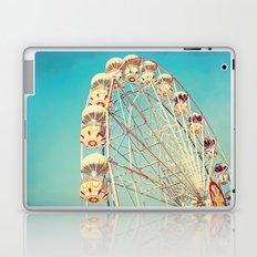 All Die Young, Ferris Wheel on Blue Sky Laptop & iPad Skin