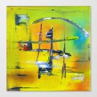 1 Of 6 Canvas Print