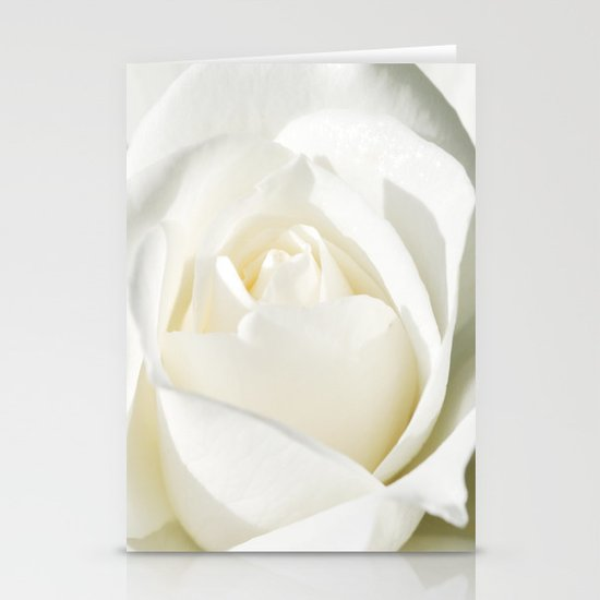 Pale Stationery Card