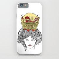 The Queen of Montreal iPhone 6 Slim Case