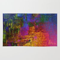 Abstract Tapestry Rug