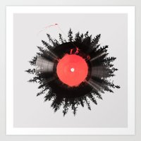 The Vinyl Of My Life Art Print