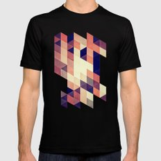 TRYYNGL MYX Black SMALL Mens Fitted Tee