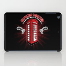 Inspector Spacetime iPad Case