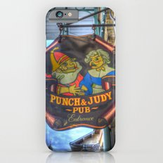 The Punch And Judy Pub Sign Slim Case iPhone 6s