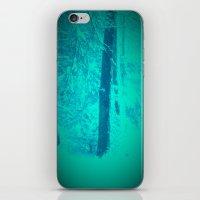 Snow Appreciation iPhone & iPod Skin