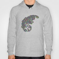 Color Binary Tree  Hoody
