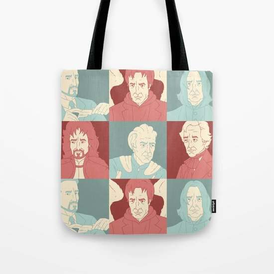 Rickmans Tote Bag
