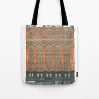 Don't Forget To Look U… Tote Bag