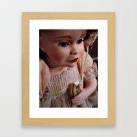 Shell II Framed Art Print