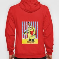 Cartoon Comics 9 Hoody