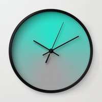 TIMECODE FLEX CLOCK Wall Clock