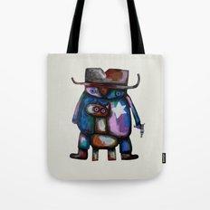 Sheriff Tote Bag