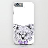 iPhone & iPod Case featuring Koala by 13 Styx