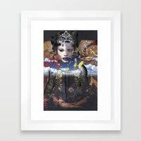 Memento Mori 3 Framed Art Print