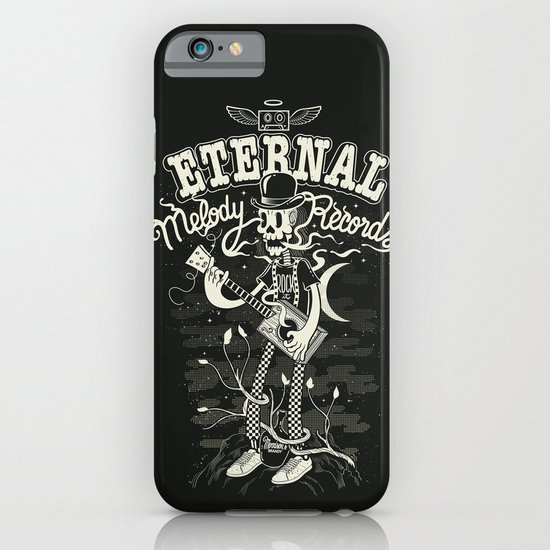 Eternal melody records iPhone & iPod Case