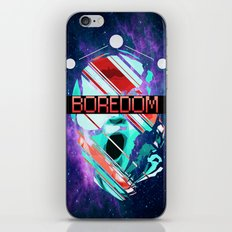 Space Baby iPhone & iPod Skin