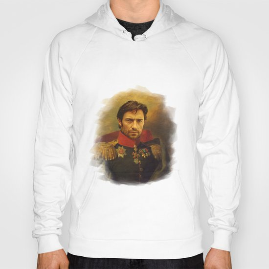 Hugh Jackman - replaceface Hoody