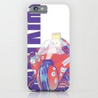 Bartkira On Motorcylce iPhone 6 Slim Case