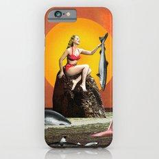 Shark Fishing (should Be… iPhone 6 Slim Case