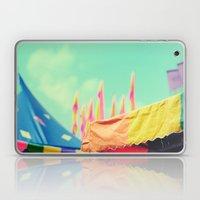 Carnival canvas colors Laptop & iPad Skin