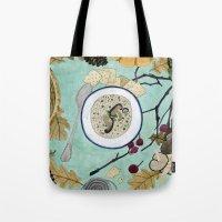 Mushroom Porridge  Tote Bag